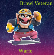 SSBC Roster Wario