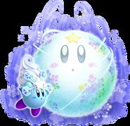 Snow Bowl Kirby KDL3D