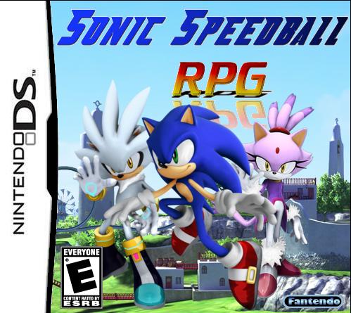 sonic the hedgehog rpg