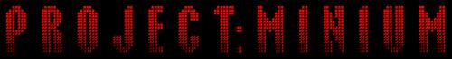 Project Minium Logo