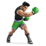 Little Mac (SSB Evolution)
