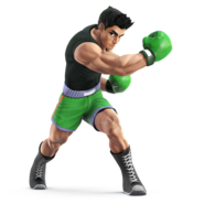 Little Mac Smash