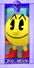 MASSES Partner Pac Man