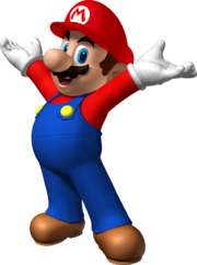 Mario dude