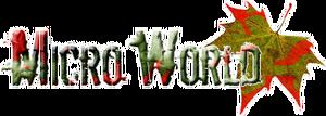 MicroWorldLogo