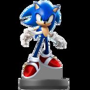 Sonic Amiibo (WGC)