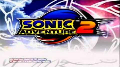 Sonic Adventure 2 Final Rush Modern Remix Fan made