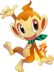 390Chimchar PSMD