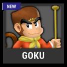 ACL -- Super Smash Bros. Switch assist box - Goku