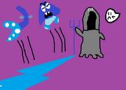 Grim Reaper Mario
