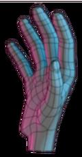 Hand IHATEYOU