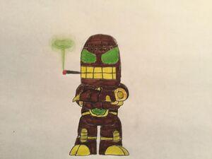 Toxic the Robot