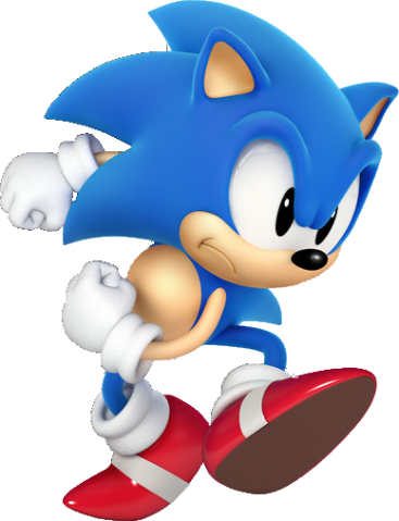 File:367px-Classic Sonic 3d.png