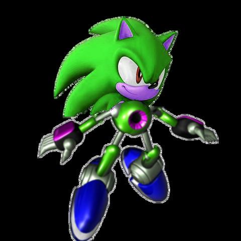 File:Bionic the hedgehog.png