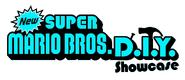 NSMBDIY Showcase Logo