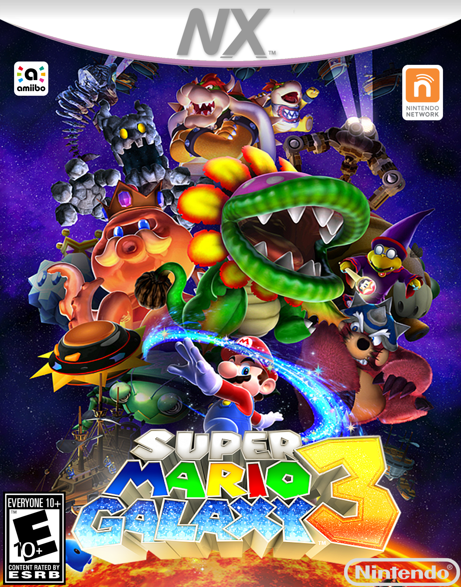 Super Mario Galaxy 3 NX