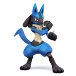 Lucario (SSB Evolution)