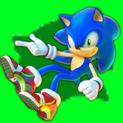 Sonic nintendo Racing infinity