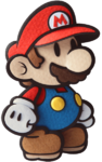 Paper Mario (SSB Evolution)