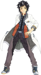 Tales of Xillia 2 - Jude Mathis
