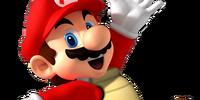 Shell Mario