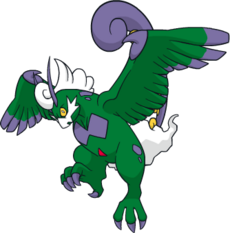 Tornadus Therian Dream