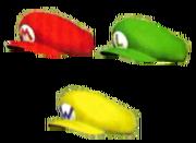 Vanish caps