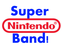 Super Nintendo Band!