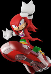 Knuckles free rider by sonicspriter56-d57ci28