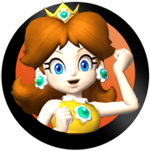 File:MHWii TennisDaisy icon.png