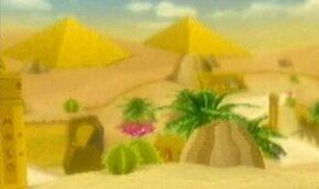 Birdo Dry Desert