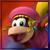 Dixie Kong - Jake's Super Smash Bros. icon