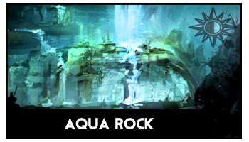 Aqua Rock