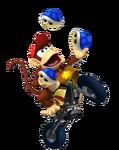 Diddy Kong Bike1
