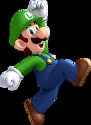 Luigi - New Super Mario Bros U
