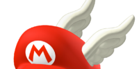 Mario & Sonic: Worlds Clash/Mario Power-ups and items
