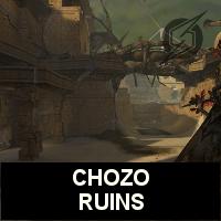 ChozoRuins dojo