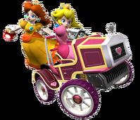 Peach+DaisyDoubleDrive