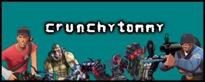 CrunchyTommy Banner by Fandro
