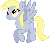 Derpy slash Muffins