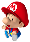 NSML Baby Mario