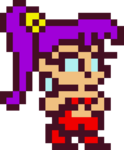 Shantae sprite