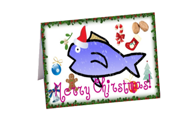File:Christmas Card From John Front.png
