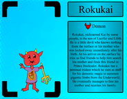 Rokukai(Child)Profile