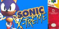Sonic X-treme 64