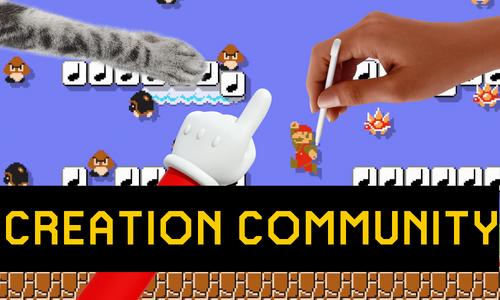Creation CommunityTitleCard
