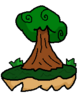 World 6 Swamplake Forest Icon