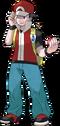 Pokémon Trainer Red