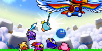 Kirby and the Eternal Knights