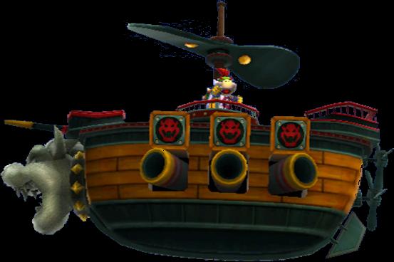 File:Bowser Jr 's Airship.png